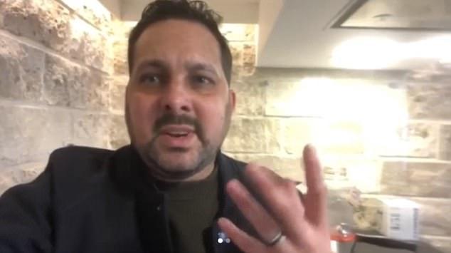Dynamo said the arthritis has affected his toes, knees, ankles, neck and hands and been so bad at times he has been 'unable to shuffle a pack of cards'