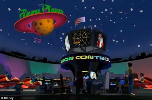 Fans speculated Disney would build a Pizza Planet, but were surprised with the recent annoucement!