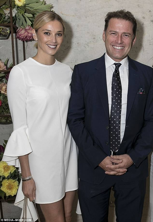 Not married... yet!Earlier this week, the Today host spoke to Triple M 's Kennedy Molloy about their commitment ceremony in Palm Beach, saying it was just 'practice' for the big day