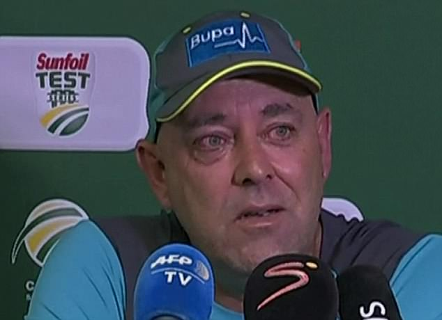 Darren Lehmann has resigned as Australia coach in the wake of the ball tampering scandal