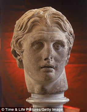 Alexander III of Macedon was born in Pella, the ancient capital of Macedonia in July 356 BC