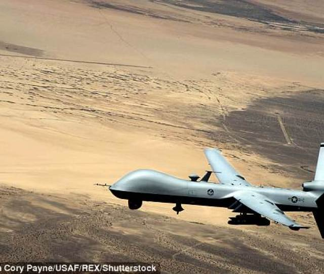 Key Weapon Drones Like The Reaper Have Become A Part Of The Us Air Forces