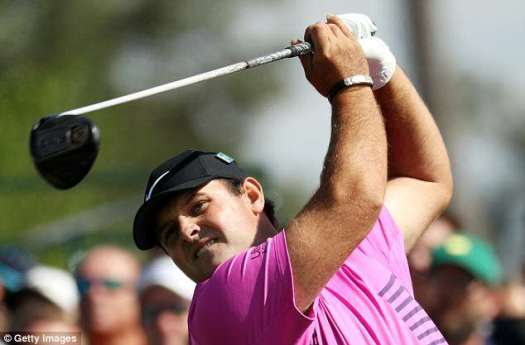 Patrick Reed is a Masters champion surrounded by ...