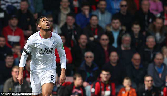 Crystal Palace midfielderRuben Loftus-Cheek looks likely to go to the World Cup with England