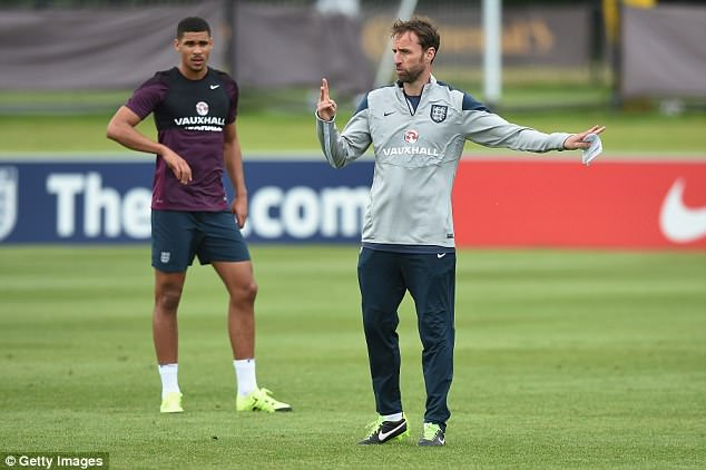 Southgate is a keen admirer of Loftus-Cheek, having worked with him in the Under-21 set-up