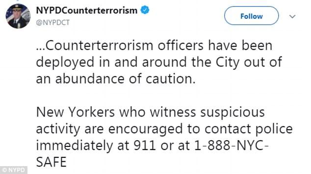 La unidad antiterrorista se desplegó por precaución en respuesta a la huelga