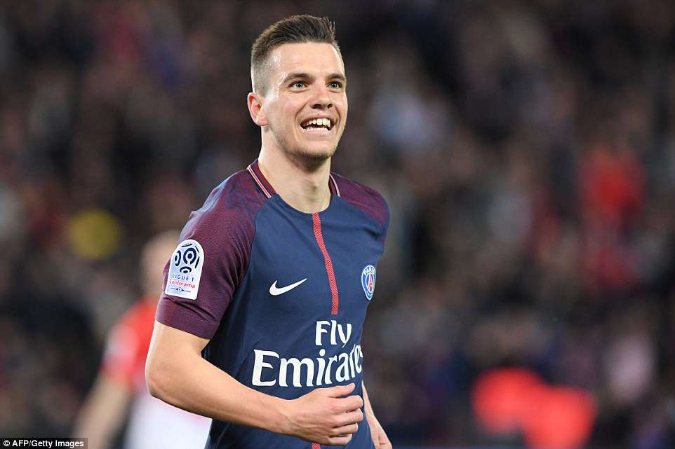 Talented youngster Giovani Lo Celso also hit a brace in the title-clinching victory for Unai Emery's team