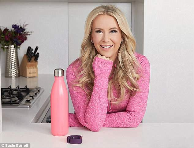 Australian dietitian Susie Burrell (pictured) said regular fasting has a range of benefits and may help you lose weight
