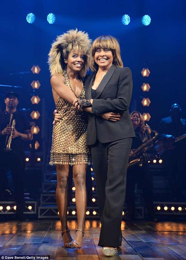 Page turning: Tina first told her story in her 1986 autobiography, I, Tina, and according to reports, she will release another memoir titled Tina Turner: My Love Story later this year