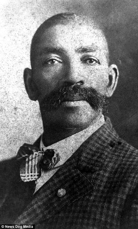 Bass Reeves, the first African-American US Deputy Marshal. Bass  was recruited as a Deputy U.S. Marshal because of his knowledge of the Wild West