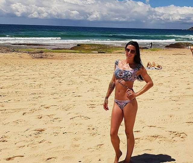 Loni Evans 29 Pictured Was Living In The North Bondi Apartment When