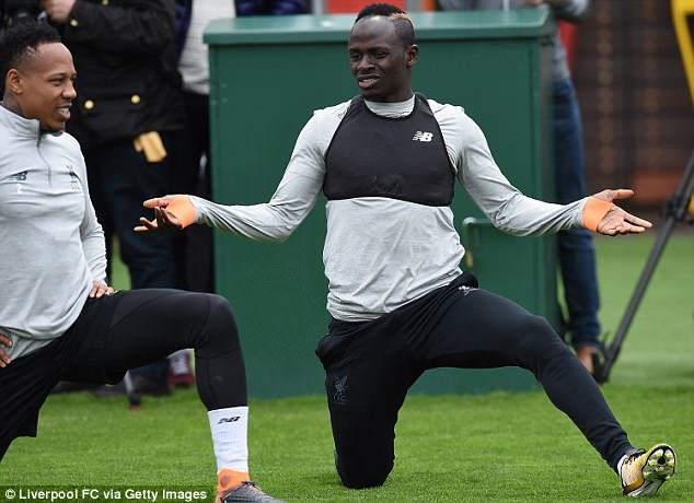 Liverpool star Sadio Mane has revealed he wanted to be Ronaldinho when he was growing up