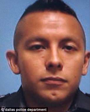 Officer Rogelio Santander, 27