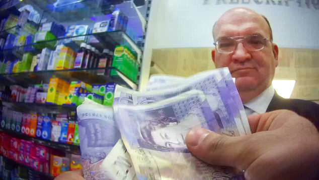 Image Result For The Pharmacist Drug Dealers This Man Sold Us Xanax Tablets For Breaking News