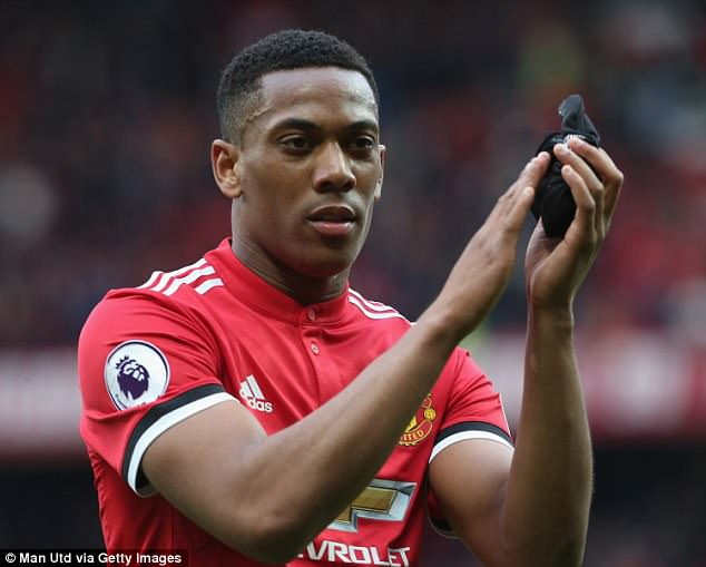 Chelsea will launch a bid for Manchester United's wantaway forward Anthony Martial