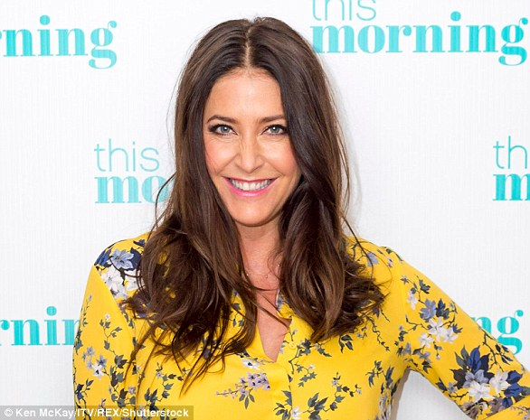 Lisa Snowdon makes sure she stocks up on water locally