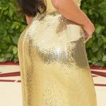 Heavenly Bodies: Rihanna.Kim Kardashian,J'lo and more at the 2018 Met Gala {Photos}