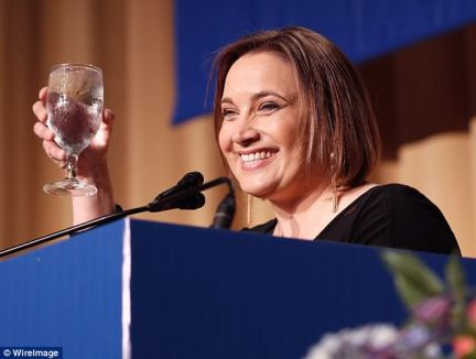 White House Correspondents Association president Margaret Talev, who covers the Trump administration for Bloomberg Politics, said that 'a president preventing a free and independent press from covering the workings of our republic would be an unconscionable assault on the First Amendment'