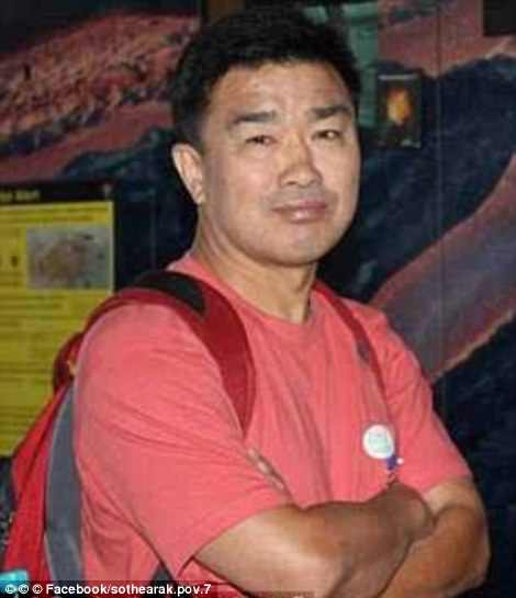 Tony Kim, also known as Kim Sang-Duk, was a Korean-American professor and aid worker before his arrest