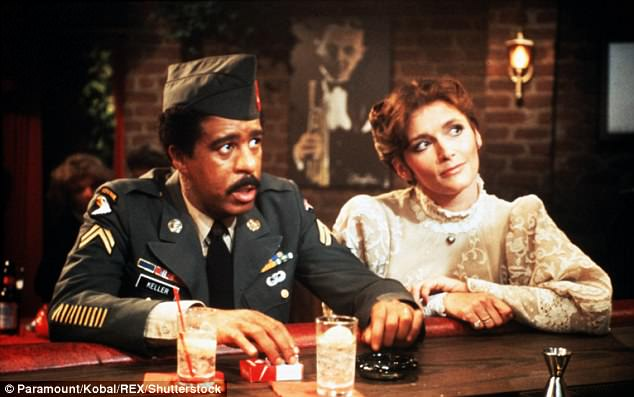A movie and a romance: In 1981 she worked with Richard Pryor on Some Kind Of Hero. They also dated