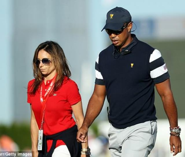 Tiger Woods And Girlfriend Erica Herman Have Been Spotted Together At The Players Championship Several Months