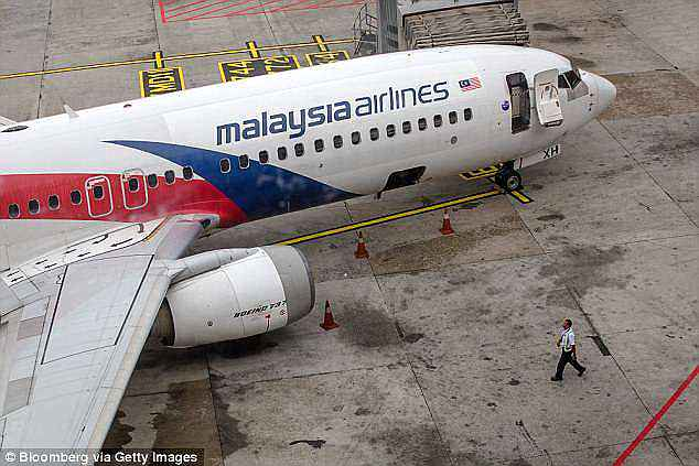 If the Australian Transport Safety Bureau deliberately ignored evidence contradicting its MH370 (pictured) theory it would be complicit in mass murder, a pilot has claimed