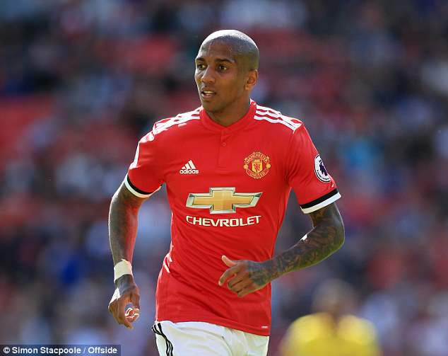 Ashley Young is understood to be in the 23, to be revealed by Gareth Southgate on Wednesday