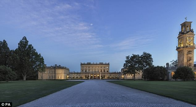 """Cliveden proudly describes how the hotel has hosted """"powerful personalities, debaucherous parties and scandalous affairs"""" for more than 350 years"""
