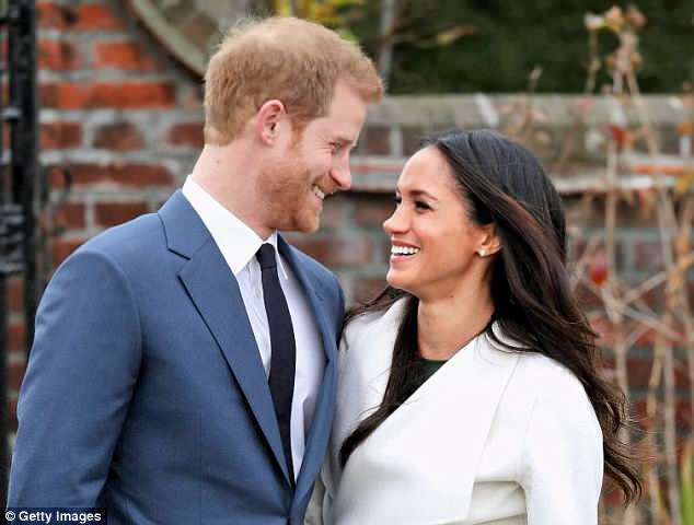 Prince and Harry and Meghan Markle will marry at Windsor Castle on Saturday