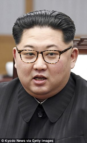 North Korean dictator Kim Jong-un