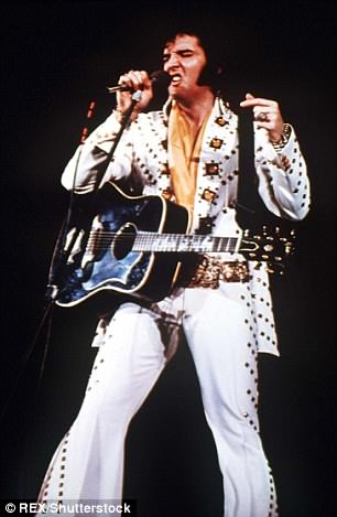 New research shows that Britain's favourite first dance song is Elvis Presley's, Can't Help Falling in Love