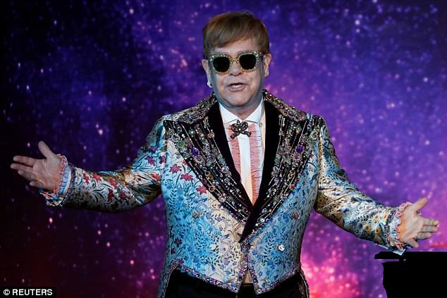 Entertainment: Sir Elton John, 71, has reportedly been confirmed to perform at Prince Harry and Meghan Markle's royal nuptials on Saturday
