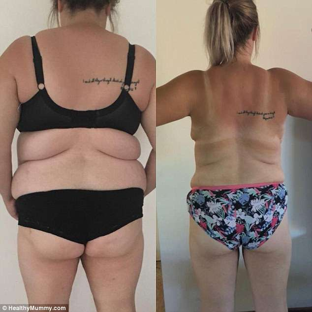 For Ms van der Leeuw, before and after photos were key to succeeding