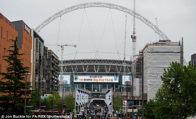 The walk up Wembley Way before the FA Cup final should be a sublime experience for all fans