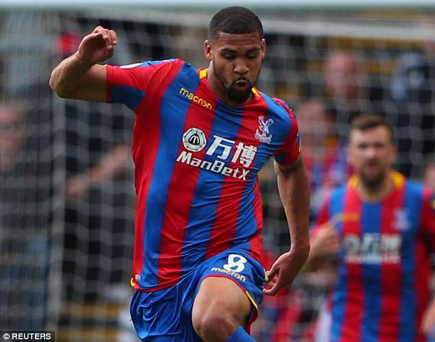 Chelsea midfilder Ruben Loftus-Cheek tackles and intercepts far more than Wilshere