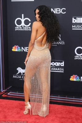 Ciara Turns up the heat at  the Billboard Music Awards
