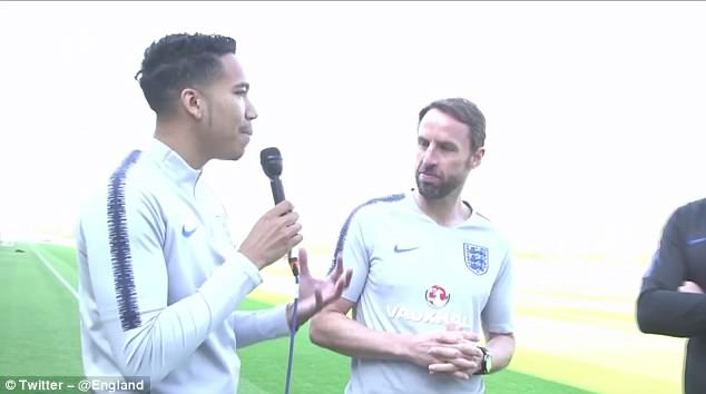 Southgate claimed striker Kane is 'ready', while calling him a 'meticulous professional'