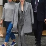 Emilia Clarke's Style in New York City