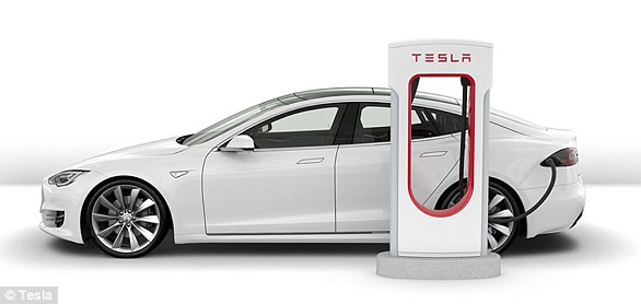 Tesla has created a Supercharger network around the world that allows its electric vehicles to power up for long distance travel