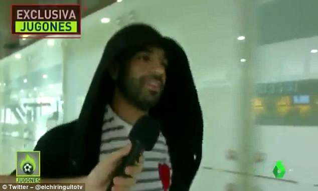 Mo Salah has arrived in Spain for treatment on his World Cup-threatening shoulder injury