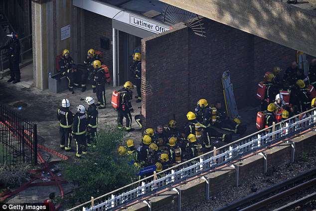 The response by the fire brigade to the Grenfell Tower inferno was riddled with blunders, a damning expose claimed on Wednesday