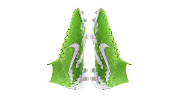 The new boots will make their debut when Nigeria face England at Wembley on Saturday