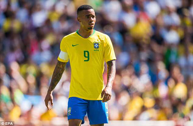 Brazil team-mate Gabriel Jesus hinted Fred is closing in on a move to Manchester United