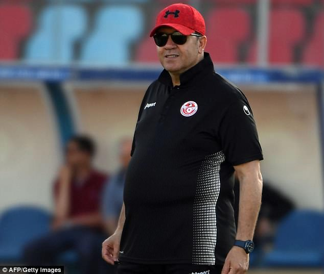 Head coach Nabil Maaloul admitted the tactic was deliberate so his players could break fast