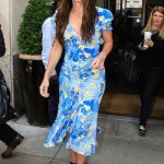 Sandra Bullock's cute style in New York city