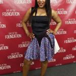 Toni Braxton's Style at the Faith Under Fire screening