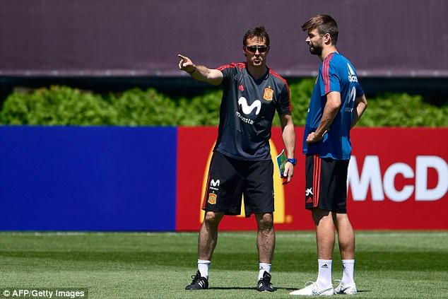 Julen Lopetegui has agreed a deal to become Real Madrid's new manager after the World Cup