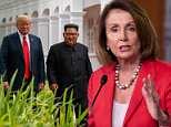 Die Demokraten haben am Dienstag die Versuche von Präsident Donald Trump überredet, den nordkoreanischen Diktator Kim Jong-un davon zu überzeugen, sein Atomwaffenprogramm aufzugeben, und sagte, dass die daraus resultierende Vereinbarung vage und bedeutungslos sei und die USA schwächen könnte.