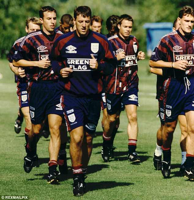 Matthew Le Tissier was omitted from in my Euro '96 squad, a decision many disagreed with