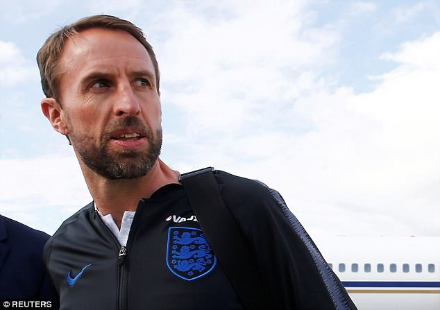 Gareth Southgate's squad is relatively young, but they must respond in Russia this summer